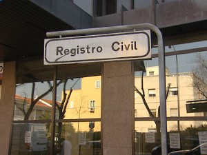 registro civil Matrimonio